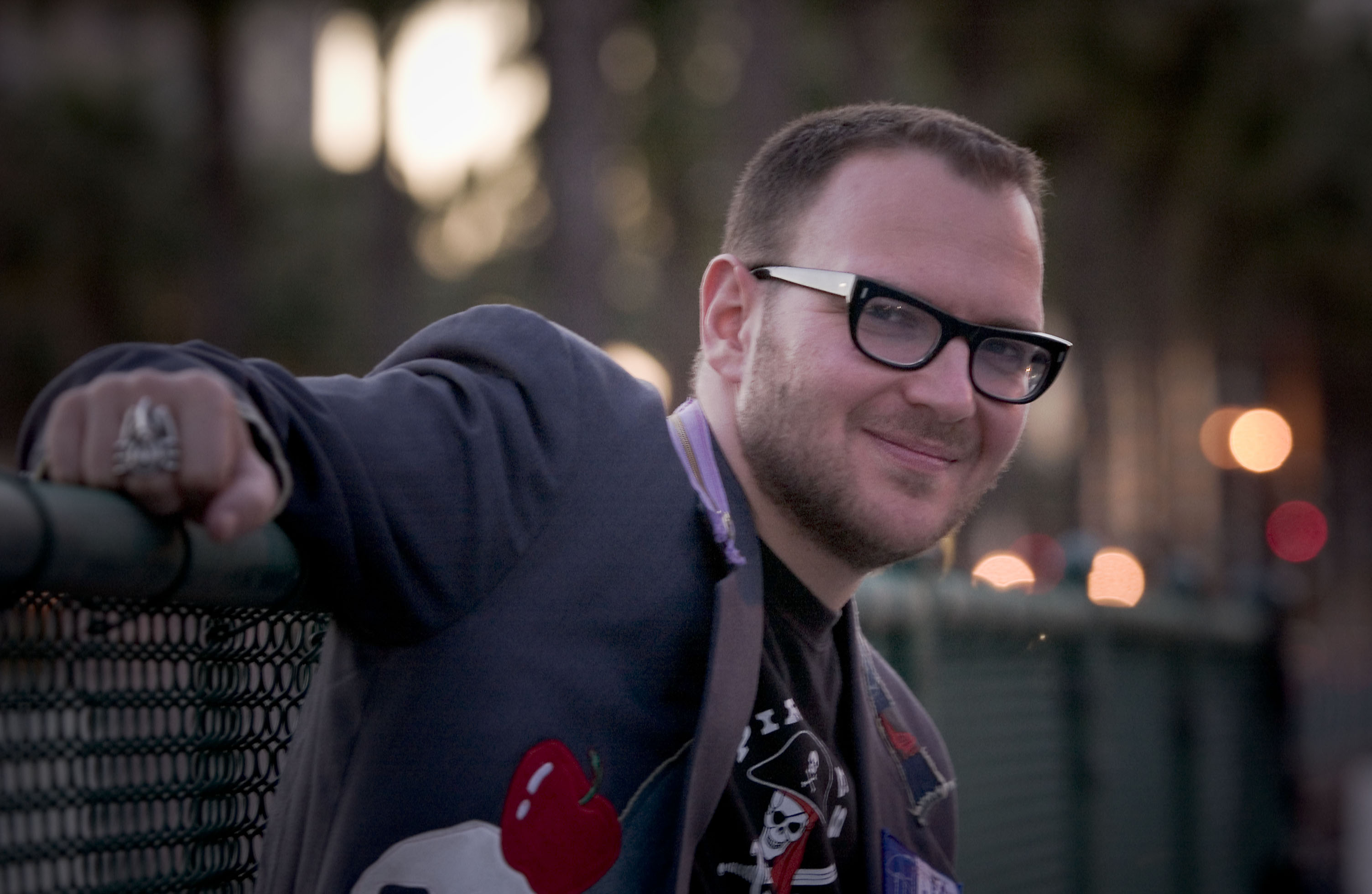 Cory Doctorow: Libraries, Ebooks and Beyond