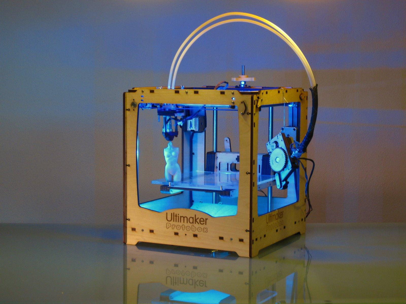 Verandert 3D-printen de wereld?