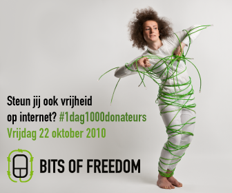 Word vriend van Bits of Freedom!