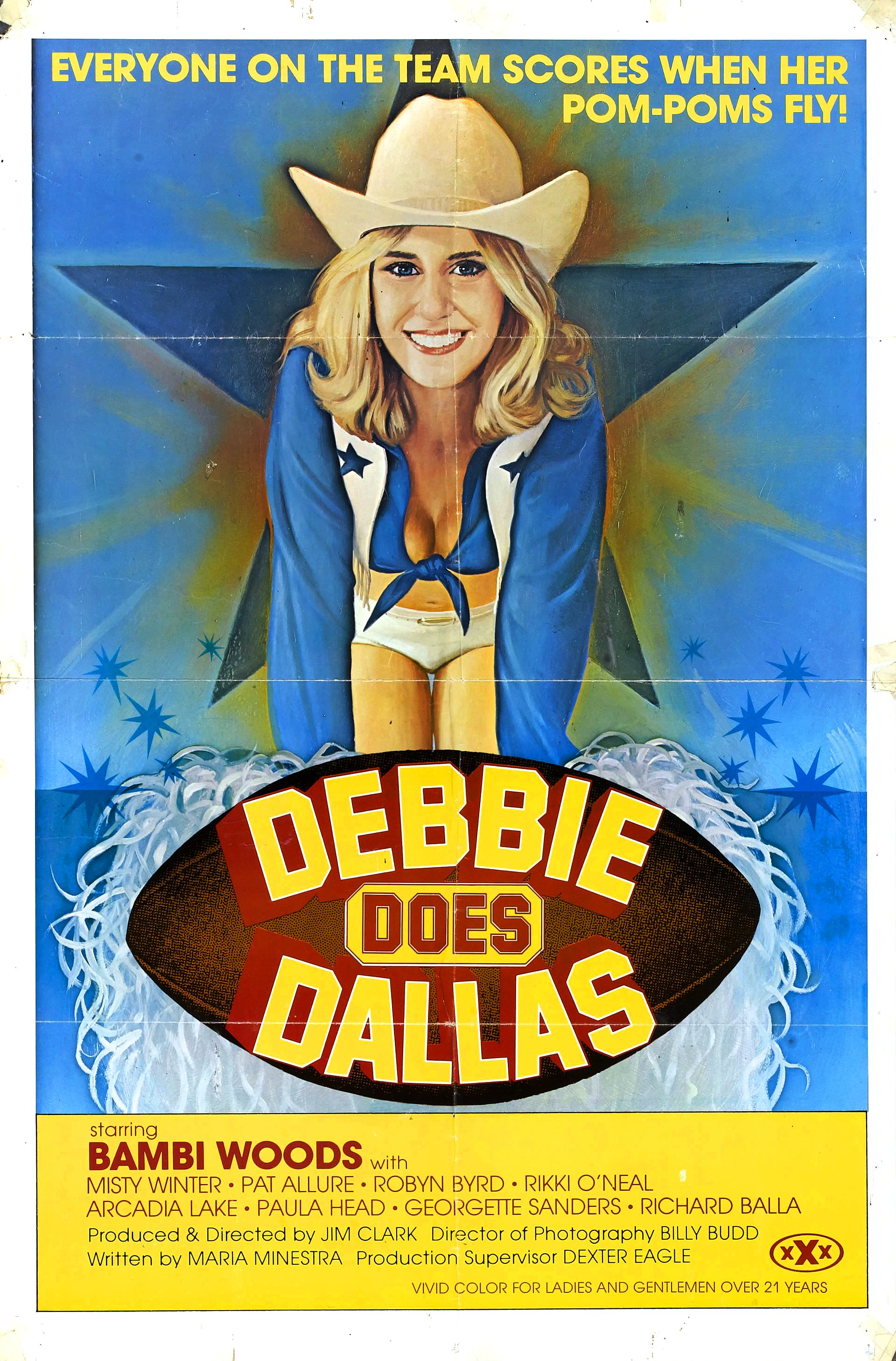 Debbie Does Dallas had 113 illegale liefhebbers