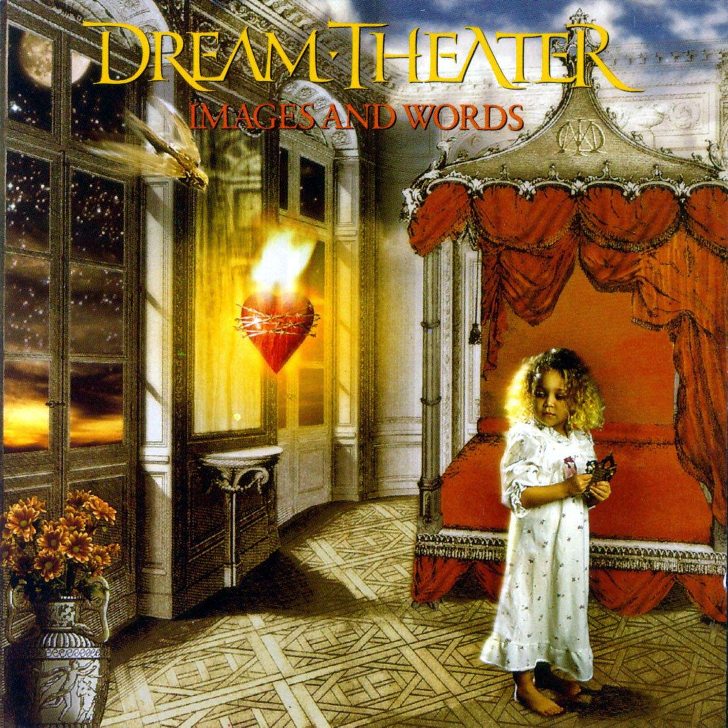 Weekendmuziek: Dream Theater – Images and Words