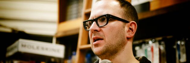 """Cory Doctorow: """"Bibliotheken moeten in staat zijn op redelijke voorwaarden ebooks te kopen"""""""