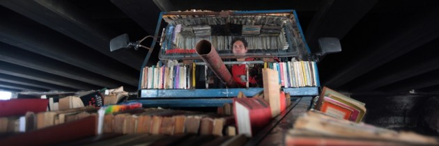Weapon of Mass Instruction: Bibliobus? Bibliotank!
