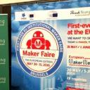 In Brussel bij opening van European Maker Week en de eerste European Maker Faire