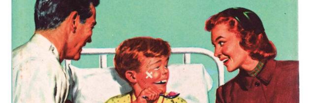 De geweldige omslagen van fictieve Bad Little Children's Books