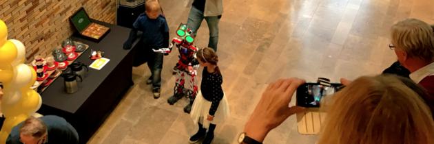 Succesvol sluitstuk van een adviestraject bij Biblionet Groningen: opening eLAB Hoogezand