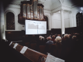 Presentatie van net Frysk Muzyk Argyf