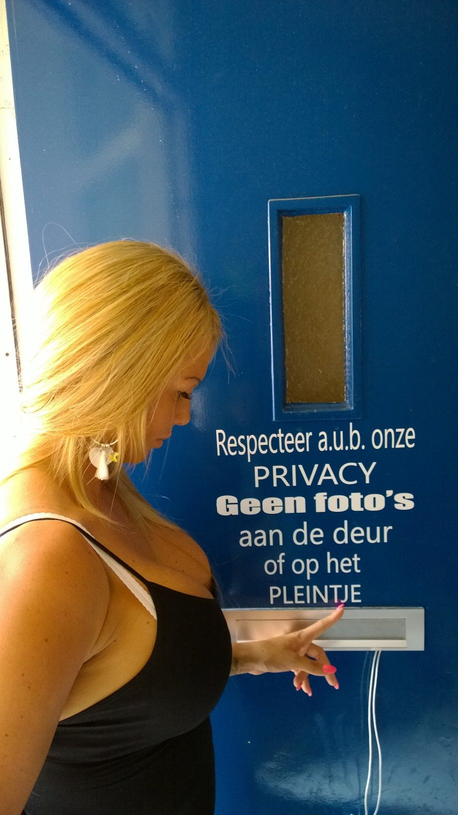 Barbie, Facebook, Privacy